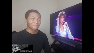 "Whitney Houston   ""Higher Love"" Live (REACTION)"