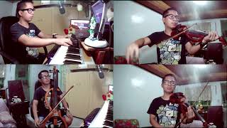 Tagpuan   Moira Dela Torre (Violin X Cello Cover) Wedding Version   Kasal OST