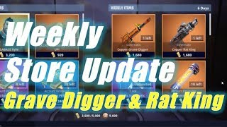 Weekly Store Update, Legendary Troll Truck Llamas, Beta Storms / Fortnite StW
