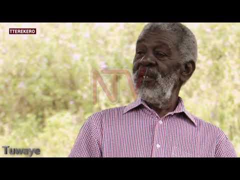 TEMUTIIRIRIRA BUGANDA: Katikkiro Mayiga atenderezza Dan Kamaanyi