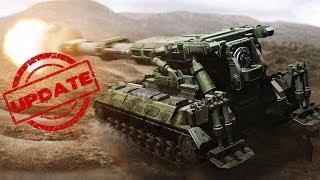 War Commander : Legendary BFG Base - update