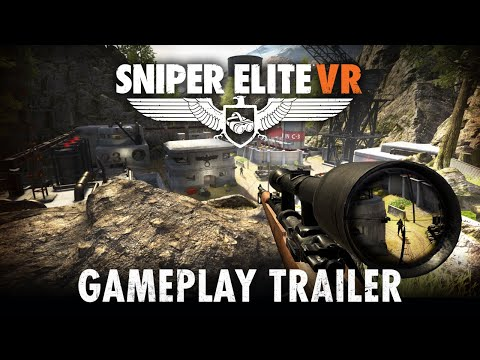 Gameplay Trailer de Sniper Elite VR
