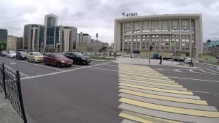 """Москва """"Сегодня и Сейчас"""" Тургеневская площадь"""