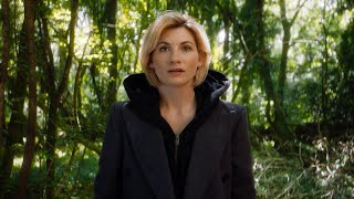 Say hello to the Thirteenth Doctor