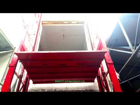 Fixed Hydraulic Goods Lift