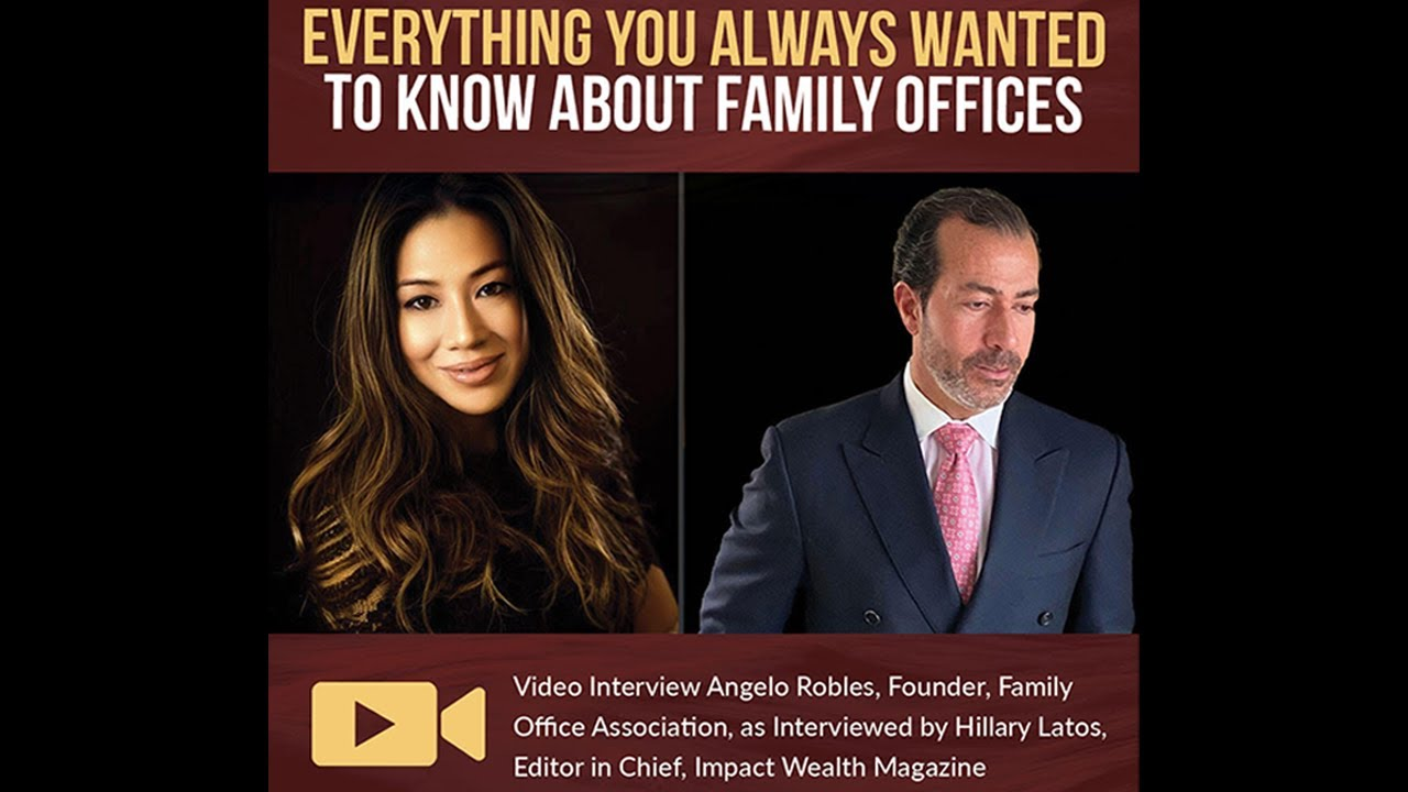 Everything You Wanted to Know About Single Family Offices