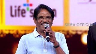 Bharathi Raja | Life Time Achievement Award