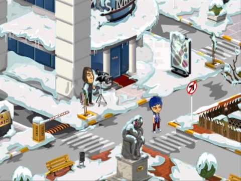 Sanalika KararSızlar Kasabası 1. [King_4li Production]