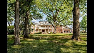 Sprawling Historic Compound in Bolingbroke, Georgia | Sotheby's International Realty