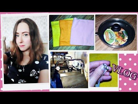 Vlog:Запустили котел,дома тепло!Снуды для девочек.Мой подарок на новый год.