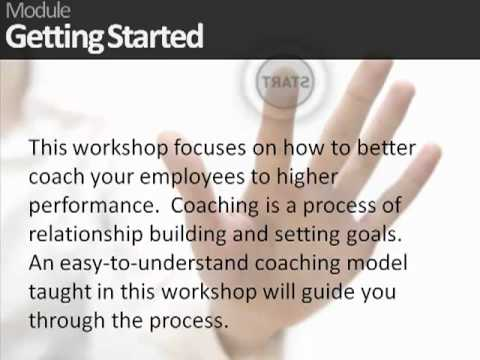 How To...Coaching and Mentoring Training Courses - YouTube