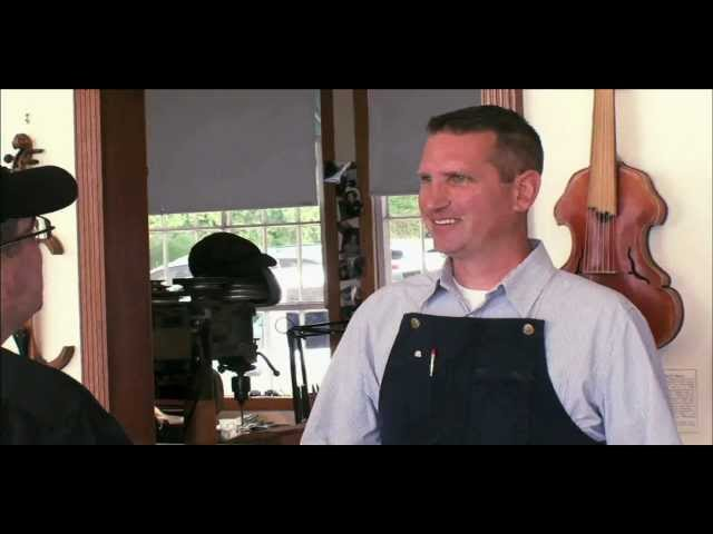 "Benning Violins on A&E ""Storage Wars"""