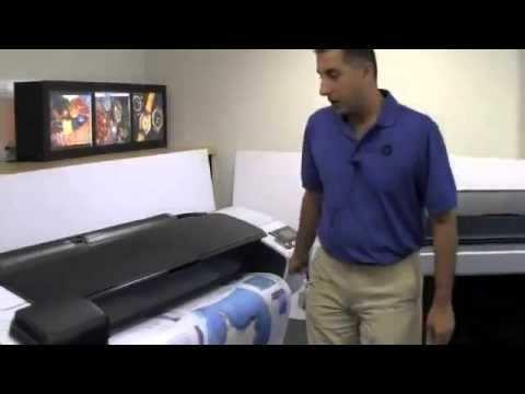 HP Designjet T790 and T1300 PS