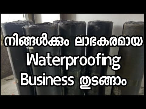 , title : 'Waterproofing Business/ നിങ്ങൾക്കും ലാഭകരമായ waterproofing ബിസിനസ് തുടങ്ങി വിജയിപ്പിക്കാം/Lj Tips