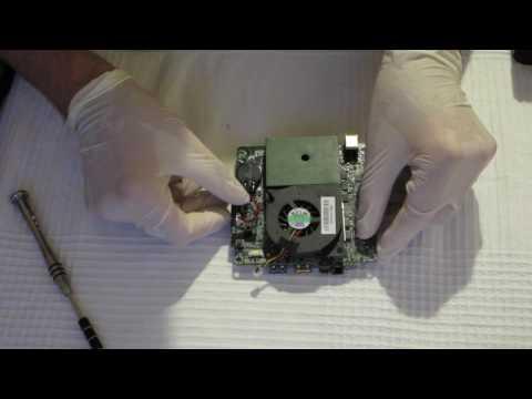 AKASA NEWTON S6T - Fanless Intel NUC Case