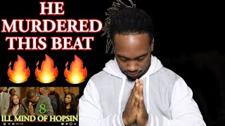 {{REACTION}} Hopsin   ILL MIND Of HOPSIN 8 (INSANE LYRICS)