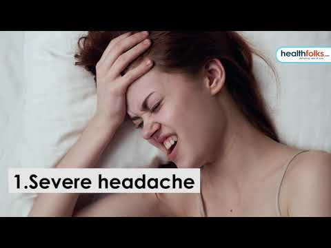 5 Warning Signs of Heart Stroke | Healthfolks.com