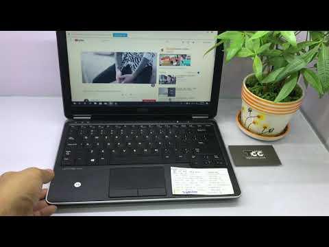 Laptop Dell Latitude E7240 tại laptop tcc