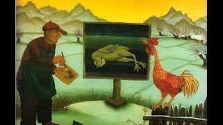 Знаки.29.04.17.Год Огненного Петуха. Зеленка и утка Навального. 1 часть.Зеленая Тара