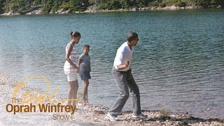 The Obamas' Favorite Family Moments | The Oprah Winfrey Show | Oprah Winfrey Network