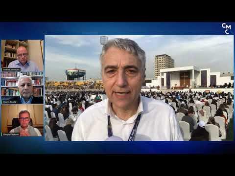 In viaggio con il Papa, serate irachene con l'Associazione De Gasperi
