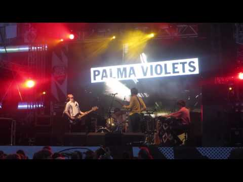 Chicken Dippers, Palma Violets