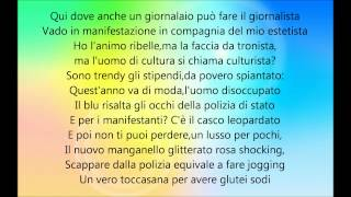 Fedez - Alfonso Signorini (Lyrics) (Explicit)