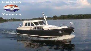 Linssen Grand Sturdy 470 Sedan Wheelhouse