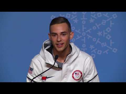 Team USA Figure Skater Adam Rippon: 'It's fun to be yourself'   ESPN