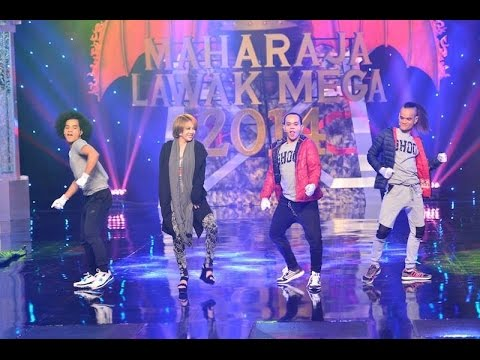 Zero ft Stacy - Maharaja Lawak Mega MLM 2014