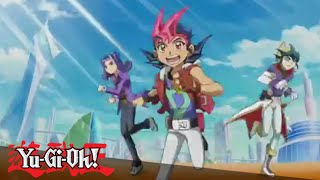 "Yu-Gi-Oh! ZEXAL Season 3 Opening Theme ""Halfway to Forever"""
