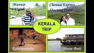 Bangalore to Kerala Road Trip | Kalaripayattu | Munnar | Thekkedy | Alleppey Backwaters | Cochin