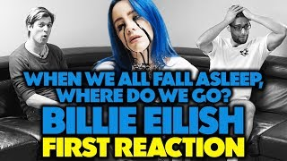 BILLIE EILISH - WHEN WE ALL FALL ASLEEP, WHERE DO WE GO? REACTION/REVIEW (Jungle Beats)