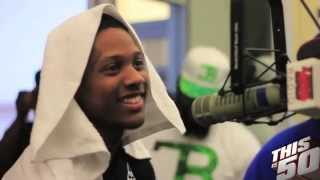 """Lil Durk Wants To Holla At Game's Wife; Tyga Beef """"I Heard He Payed Game To Diss Me"""""""