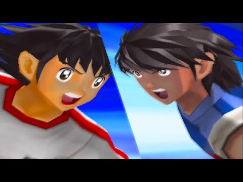 Captain Tsubasa (PS2) - Nankatsu Vs Toho All Events