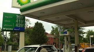 Iraqi Strife Fuels Rise in U.S. Gas Prices
