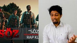 """Söz"" | Rap Klip REACTION"