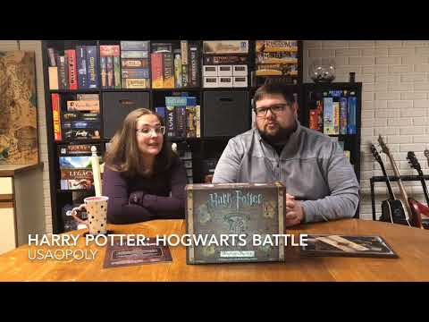 Pounds and Inches: Harry Potter: Hogwarts Battle (No Spoilers!)