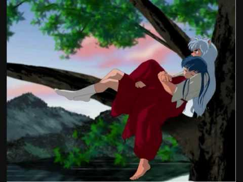 "Inuyasha And Kagome ""To Love's End"""