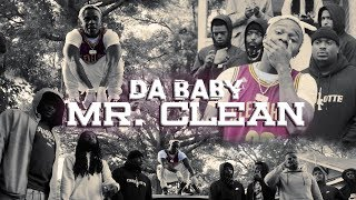 DaBaby (Baby Jesus) - Mr. Clean [Official Video]