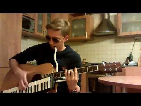 O Green World Gorillaz Free Guitar Tabs Sheet Music