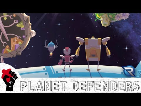 Planet Defenders Review - with Talking Board Games