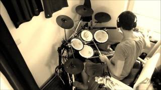 Dream Theater - Blind Faith feat. Crisis / V-DRUM COVER
