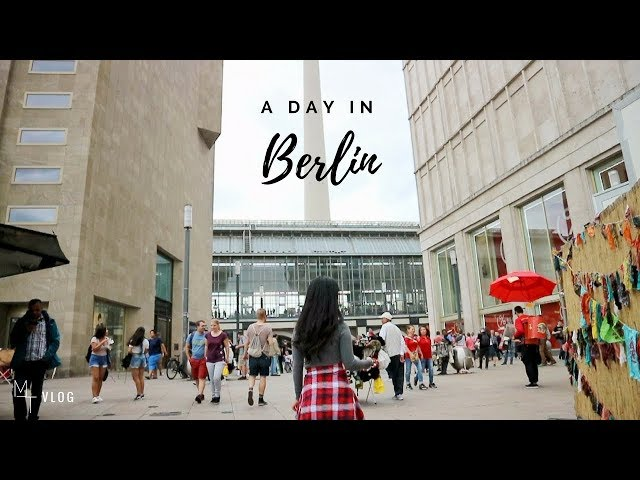A Day In Berlin Vlog Life Germany