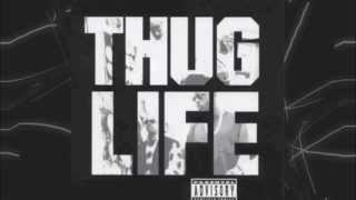 Thug  Life - Shit Don't Stop (feat. Y.N.V.) (2Pac/Mopreme Shakur/Rated R/Big Syke/Macadoshis)