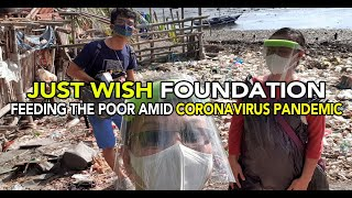 Just Wish Feeding the Poor Amid Coronavirus Pandemic