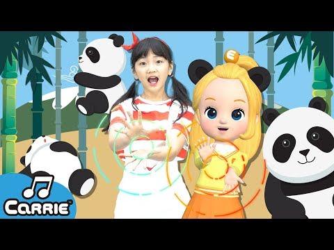 Песня про панду | Детская песня | Hoi - Hoi Panda Song | Kids song