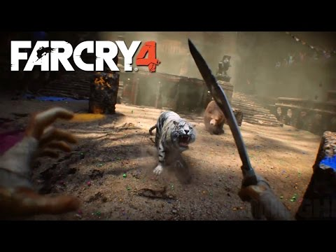 Видео № 2 из игры Far Cry 4 Kyrat Edition [PS3]