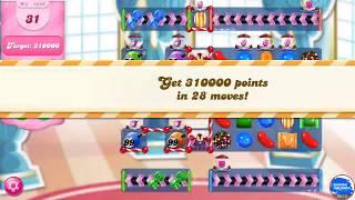 Candy Crush Saga 4289 ⭐⭐⭐