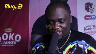 COMEDIAN AKPORORO SHADE WIZKID AND TIWA SAVAGE OVER FEVER VIDEO | Plug Tv Live